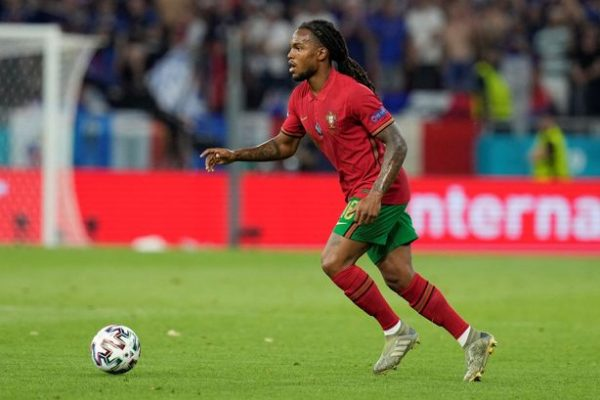Patrick has urged signing of Renato Sanches