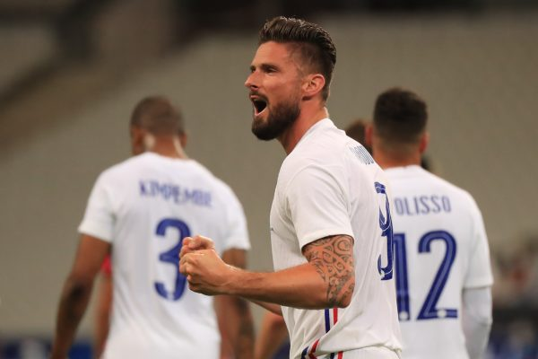 Giroud pleads with Milan fans that can't wait.
